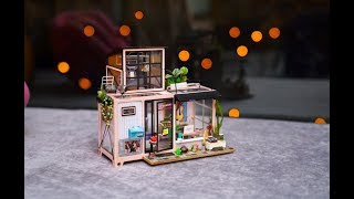 Robotime- Find a special corner belongs to you | Dollhouse series