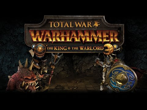 Total War: WARHAMMER - The King & The Warlord Cinematic Announcement Trailer thumbnail