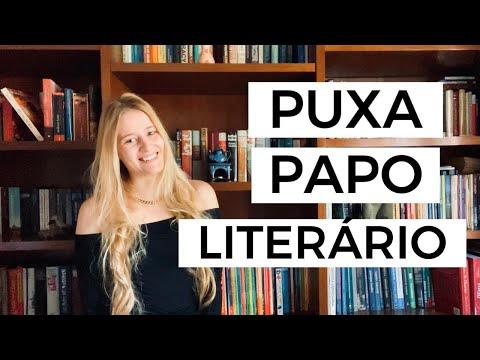 PUXA PAPO LITERÁRIO | Laura Brand