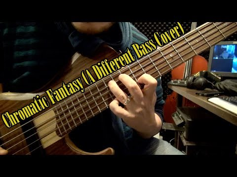 Chromatic Fantasy (A Different Bass Cover)