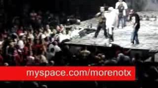 Franco el Gorila vs Arcangel - Concierto de Don Omar