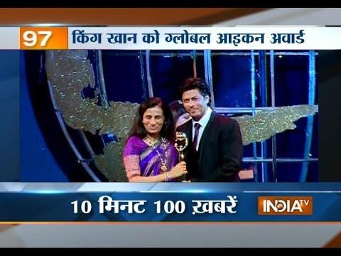 इंडिया टीवी न्यूज़: न्यूज़ 100। 11 अप्रेल, 2015