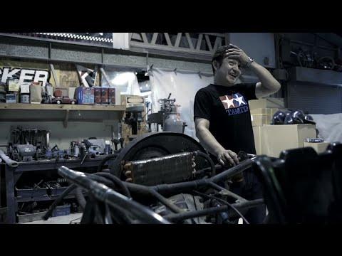 田宮模型 四驅車 1:1 計畫 - 動力系統篇