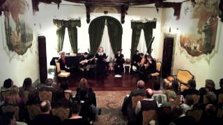 A dialogue between Europen Baroque and Oriental Music, Besenghi degli Ughi Palace, Izola, Slovenia