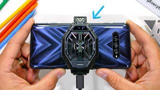 Xiaomi Black Shark 4 - An ICE COLD Gaming Phone? - Durability Test!