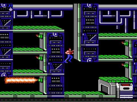 NES Contra