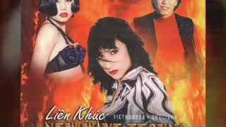 Album ☆ Lk New Wave Techno ☆ Cs Lilian _ Lynda _ Sỹ Đan ☆ VND 03082018 .
