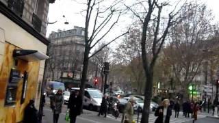 preview picture of video 'Transporte público en París'