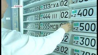 VIP-номера в Алматы: в тренде комбинации букв Геннадия Головкина  (13.03.18)