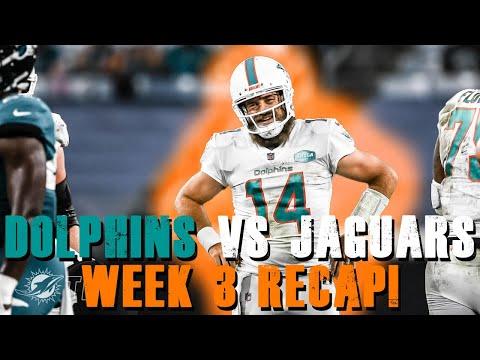 Miami Dolphins Vs Jacksonville Jaguars Week 3 Recap!