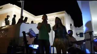 Elizaldo Alves part. Nara Castro