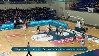"NKL čempionato akimirkos: Jonavos ""Sintek-Jonava"" - Šilutė [2019-03-20]"