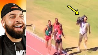 The Weirdest Moments In Sports