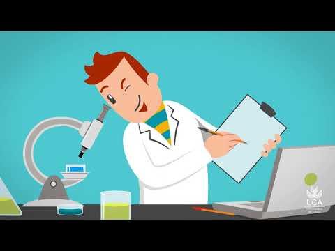 Un corto para mostrar los compuestos para terapias contra los tumores