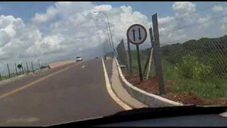 preview picture of video 'Fronteira - Guiana x Brasil - Troca de faixa | Border - Guyana x Brazil - Exchange of track'
