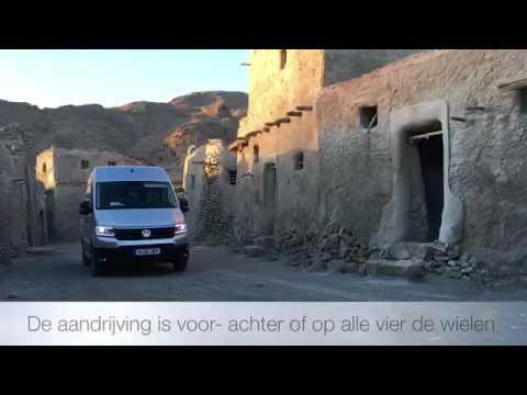 Video bij: Rijden met de nieuwe VW Crafter