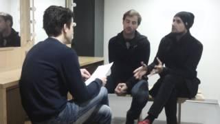 """""""15 minutos com..."""" Sérgio Carolino e Ricardo Antão (parte1)"""