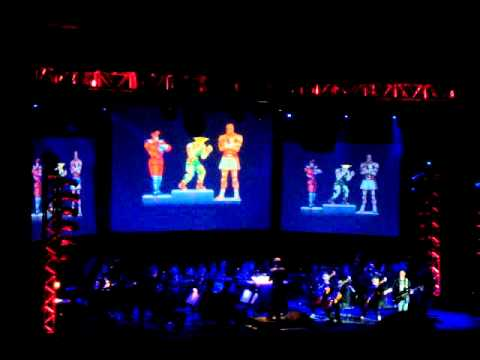 Concierto Video Games Live