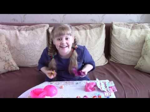Обзор на Шары с куклой  LOL.\Игрушка-кукла-сюрприз LOL в шарике\Распаковка коробки шаров ЛОЛ.