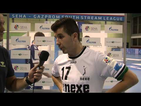 PPD Zagreb - Nexe Post-Match Interview