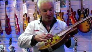Dr. Epiphone and the Epiphone Les Paul Standard at PMT