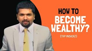 Discipline Yourself to Become Wealthy - Money Doctor Show English | EP 116