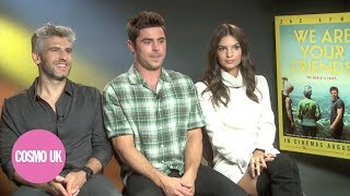 Zac Efron doesn't recognise Breaking Free from High School Musical. Sad times.