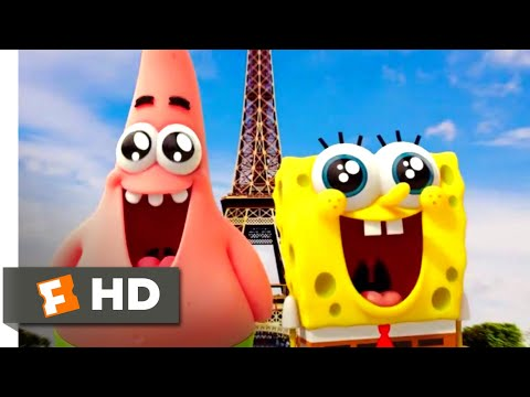 The spongebob movie  sponge out of water  2015    the real world scene  6 10    movieclips