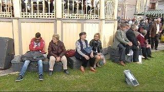 preview picture of video 'Italia - Puglia - Adelfia, Festa di San Trifone 2013 (mattina)'
