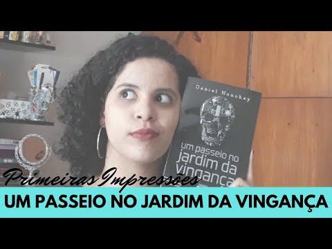 UM PASSEIO NO JARDIM DA VINGANÇA (DANIEL NONOHAY) | VLOGMAS #29 | Livraneios