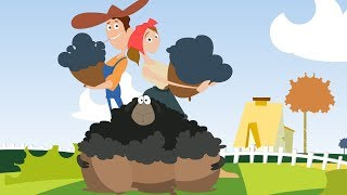 Baa Baa Black Sheep | Kids Video | Children's Song And Nursery Rhyme For Toddlers