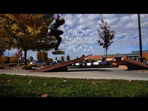 Skate Utah | Provo Skate Plaza