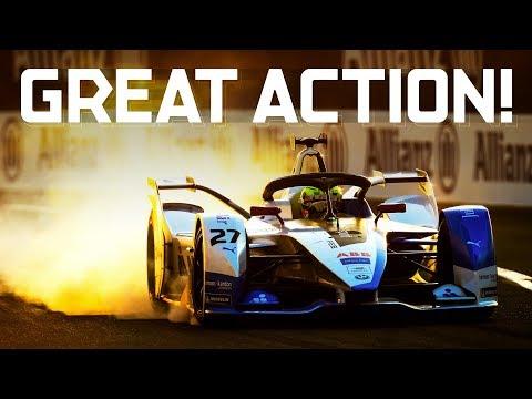 Best Crashes, Spins, Slides and Saves! | 2019 Marrakesh E-Prix| ABB FIA Formula E Championship