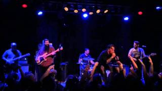 Further Seems Forever   The Moon Is Down (Jason Gleason) Live at The Social Orlando Fl 3-11-16