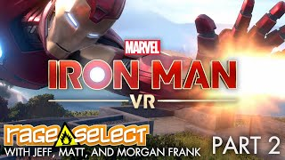 Marvel's Iron Man VR (The Dojo) Let's Play - Part 2