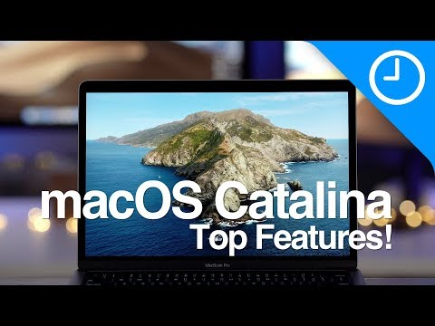 macOS Catalina 10.15: Top Features & Changes for Mac!