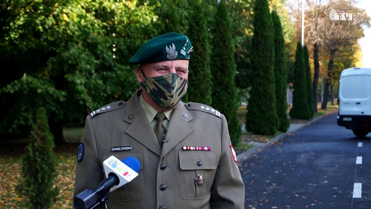 Rozmowa z dowódcą 15 SBWD