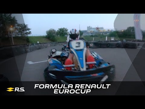 2018 Formula Renault Eurocup - Karting