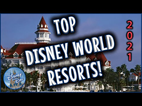 Download Best Disney World Hotels! TOP RANKED Resorts 2021! Must stay on your next trip! Mp4 HD Video and MP3