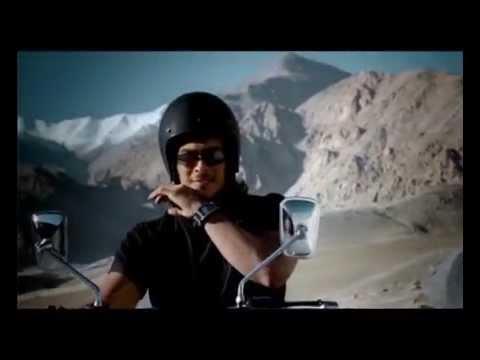 Bajaj Avenger_Feel Like God - TV AD 20 sec