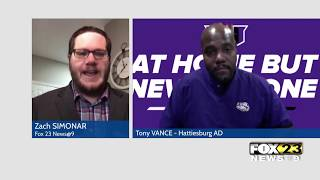 Hattiesburg H.S. athletic director discusses student athlete waivers