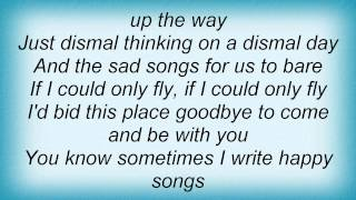 Joe Nichols - If I Could Only Fly Lyrics