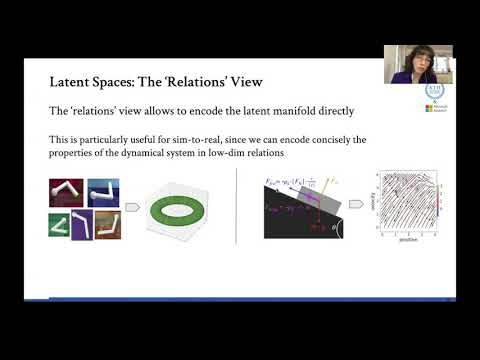 Analytic Manifold Learning Talk