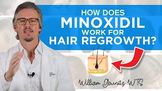 Minoxidil: How Does Minoxidil Work For Hair Regrowth