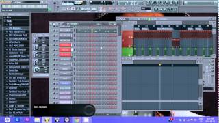 Mark Ronson, Nate Dogg, Ghostface Killah -Ooh Wee (FL Studio)