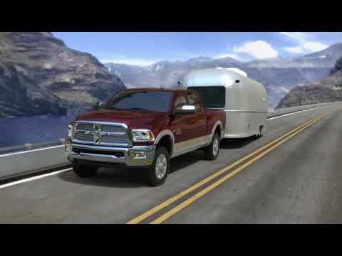 YouTube Video of the Ram 2500 Trailer Sway Control