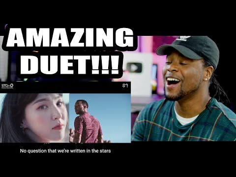 Beautiful Duet!!! | John Legend X WENDY From RED VELVET | Written In The Stars MV | Reaction!!!