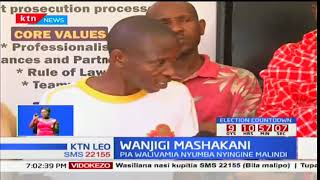 Polisi wavamia vyumba vya mfanyibiashara Jimmy Wanjigi