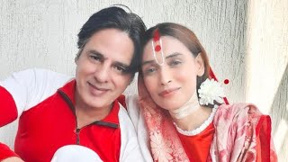 Rahul Roy Family with Wife, Sister & Parents