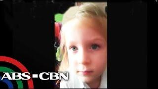 Bandila: British girl speaks Filipino and Bisaya